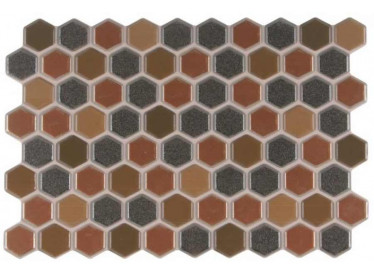 Faianta Hexagonala Bronce 20x30 cm, Spania 1 - Liv Art