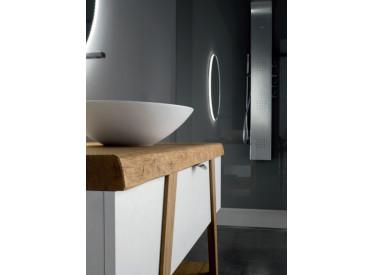 Mobilier baie lemn natural Fratino Italia - Liv Art
