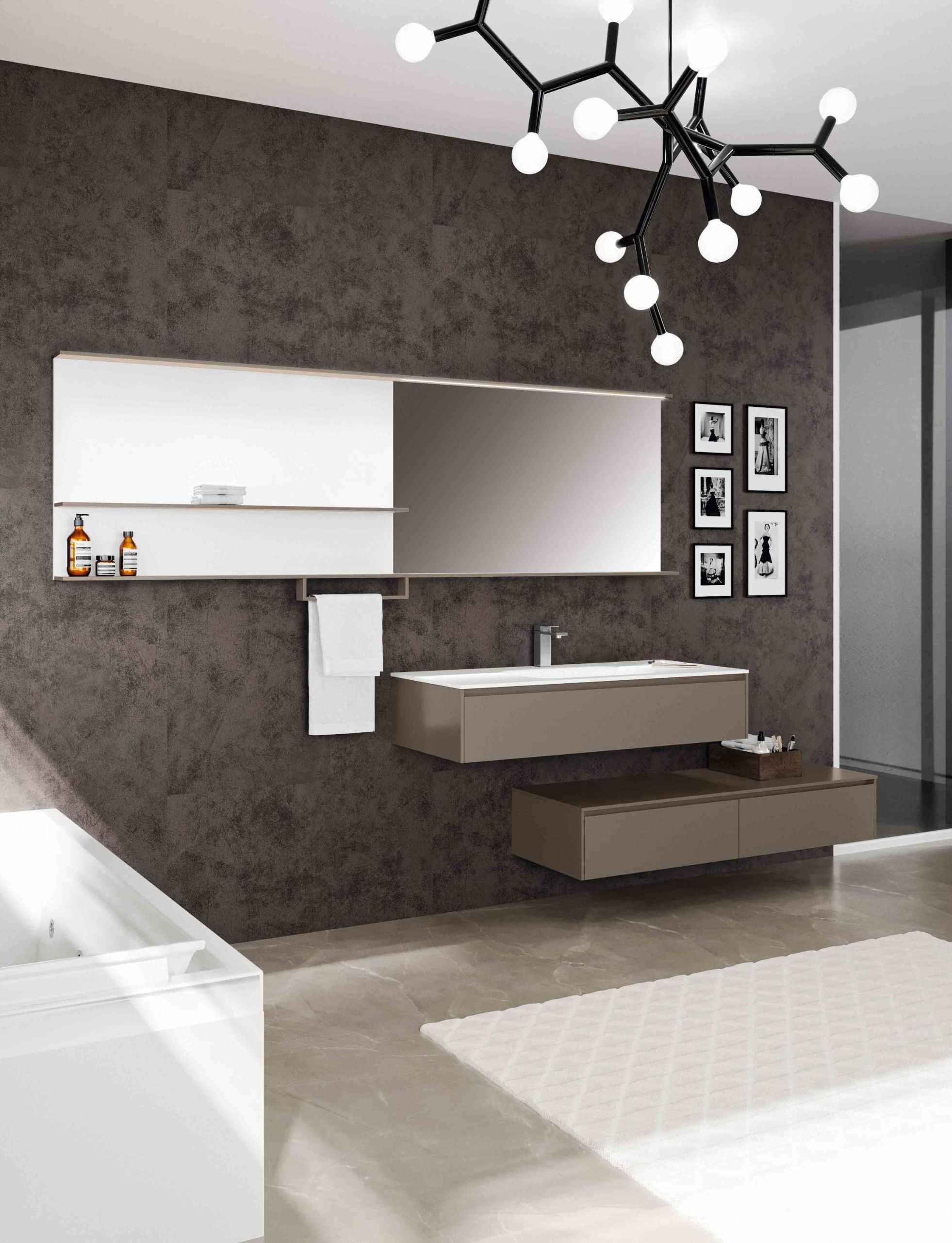 Mobilier baie RELAX C202 Iotti Italia 1 - Liv Art