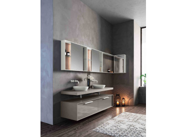 Mobilier baie FRAME C102 1 - Liv Art