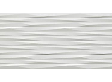 Faianta 3D Blade White Matt 40x80 cm 1 - Liv Art