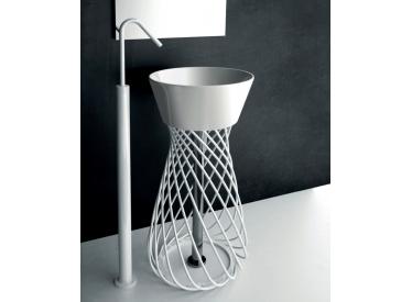 Lavoar WIRE ALB ArtCeram Italia 1 - Liv Art