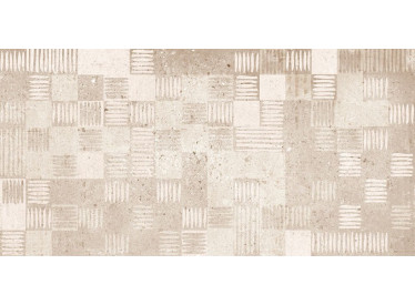 Faianta Decorativa Formosa Badoo Marron 25x50 cm 1 - Liv Art