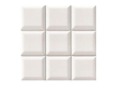 Faianta Alba Mata Pattern Blanco 33x33 cm 1 - Liv Art