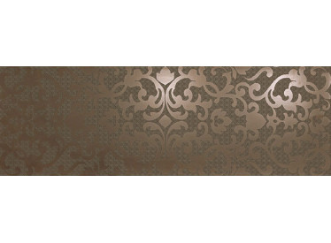 Decor Ceramic Marvel Bronze Brocade 30.5x91.5cm 1 - Liv Art