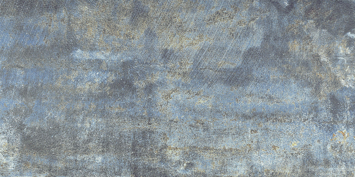 Gresie Portelanata Albastra Alchemy 7.0 Blue Hammered 60x120 cm 1 - Liv Art
