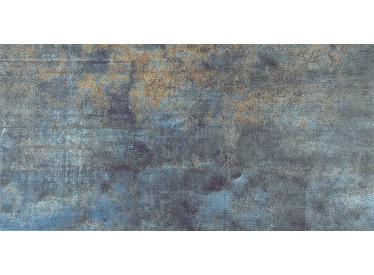 Gresie Portelanata Albastra Alchemy 7.0 Blue Hammered 60x120 cm 2 - Liv Art