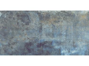 Gresie Portelanata Albastra Alchemy 7.0 Blue Hammered 60x120 cm 3 - Liv Art