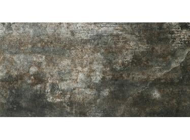 Gresie Portelanata Neagra Alchemy 7.0 Black Hammered 60x120 cm 1 - Liv Art