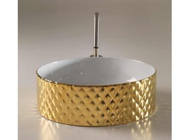 Lavoar Ceramic LAVABO ROMBO 44, diverse culori, ArtCeram Italia 1 - Liv Art