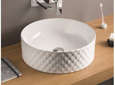 Lavoar Ceramic LAVABO ROMBO 44 2 - Liv Art