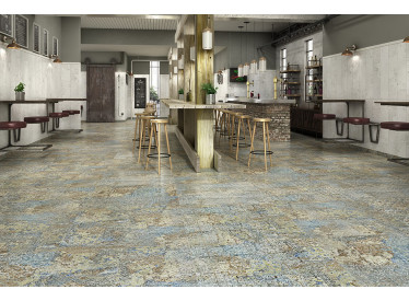 Gresie / Faianta Carpet Vestige Natural 100x100 cm 4 - Liv Art