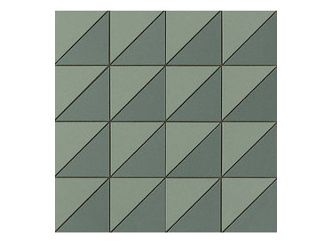 Faianta Arkshade Sage Mosaico Flag 1 - Liv Art