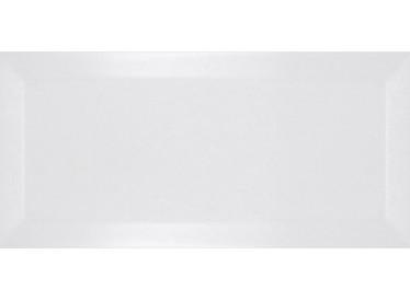 Faianta Metro Bisel Blanco Mate 10x20 White, Alba - Liv Art